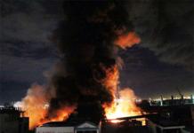 cháy cảng sài gòn