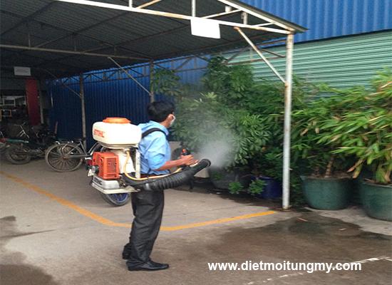 diệt muỗi quận 2