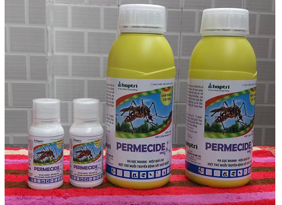 phun thuốc muỗi tại quận 7