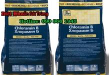 thuoc diet khuan cloramin b